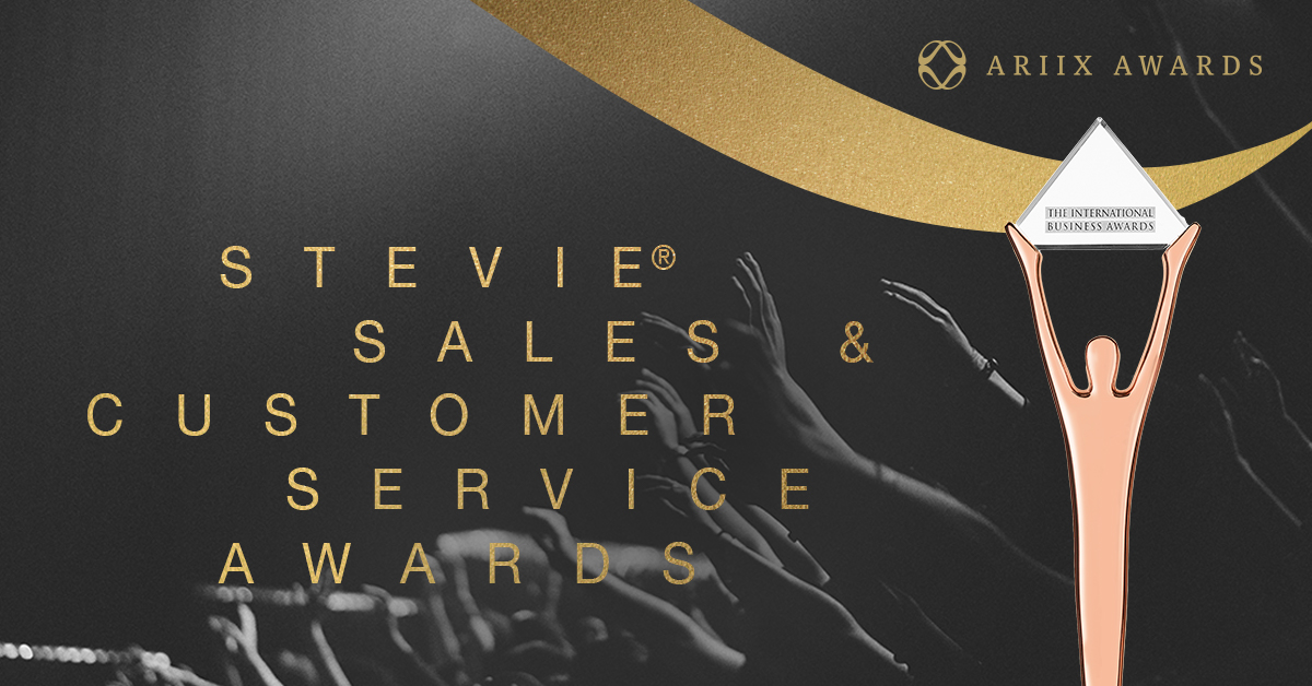 Ariix Stevie Awards 2020